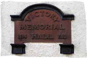 Temple Sowerby Bypass - Temple Sowerby Victory Memorial Hall